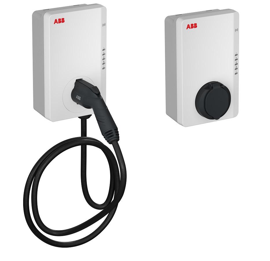 ABB Elektrikli Araç Şarj Üniteleri
